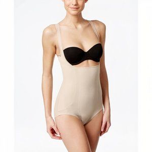 Miraclesuit Extra Firm Open Bust Bodysuit ~Lg $68